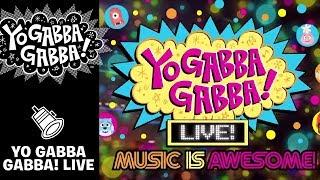 YO GABBA GABBA LIVE!!! Yo Gabba Gabba Holiday show!
