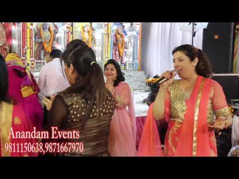 Dhol Bajave Dholi    Mata Ki Chowki    Anandam Events