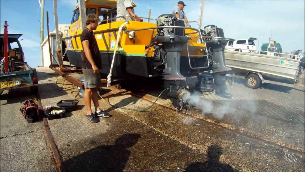 Yamaha saltwater series outboard motor doovi for Yamaha saltwater series ii