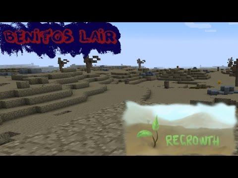 Barren Wastes : Regrowth Modded Minecraft Episode 1