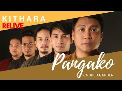 Pangako by Kindred Garden (Kithara Cover)