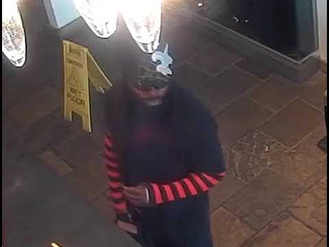 Gravier Street armed robbery suspect