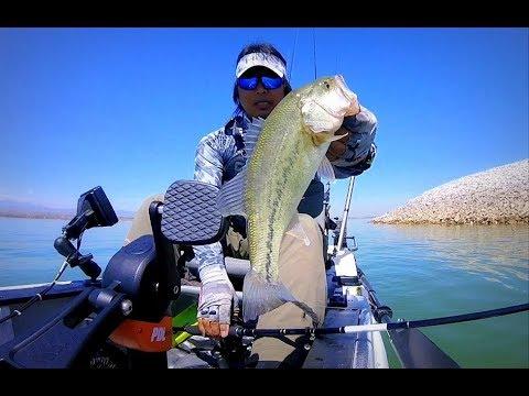 Boyd Lake Pre-fishing 2018