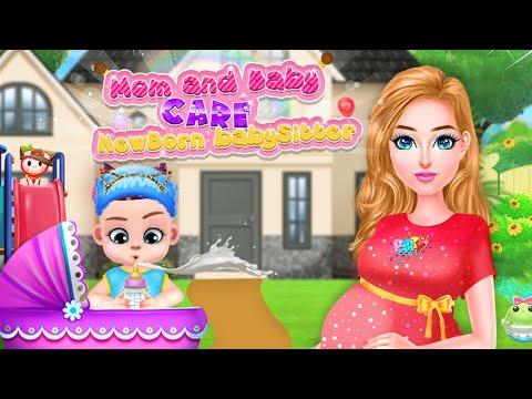 Baby Sitter Spiele