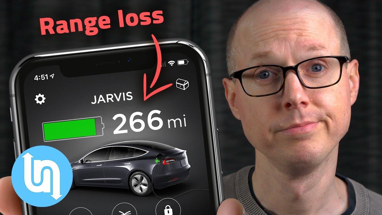 How Long Does A Tesla Battery Last My Tesla Is Losing Range Youtube