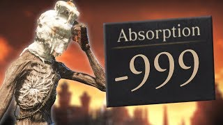 What is the LOWEST ABSORPTION POSSIBLE? -DS3
