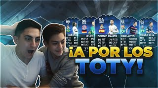 vuclip FIFA 16 | ¡A POR LOS TOTY's! | S.Ramos TOTY, Thiago Silva TOTY...