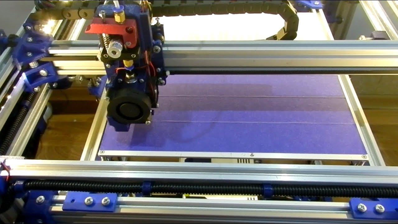 H-bot 3d принтер делаем своими руками фото 174