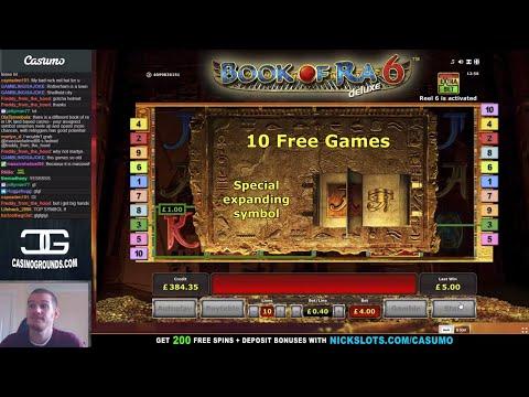 Casino Slots Live - 02/10/17