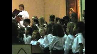 ABC Bel Canto Choir singing The Winter Wassail Song