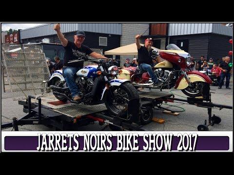 JARRETS NOIRS BIKE SHOW 2017