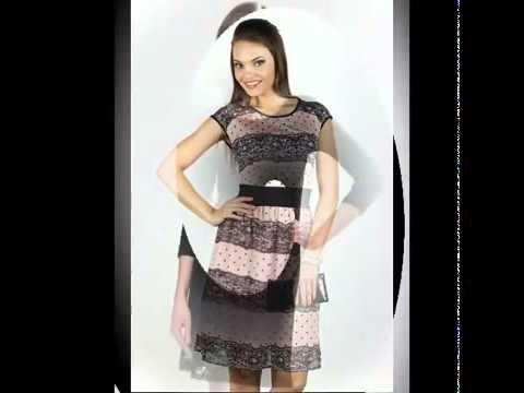 Платья из гипюра