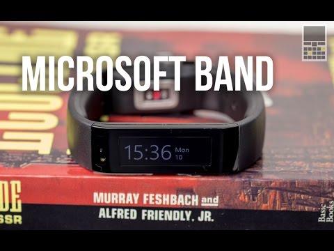 Обзор фитнес-браслета Microsoft Band - Keddr.com
