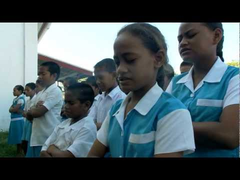Climate change, faith and hope in Tuvalu