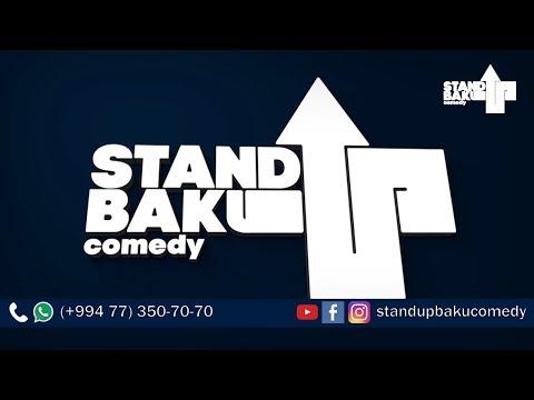 Stand UP Baku (30-cu şou, 16.03.2019) Son Veriliş