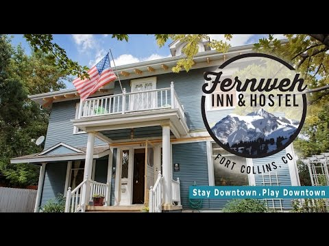 Fort Collins, Colorado Hostel : Fernweh Fort Collins