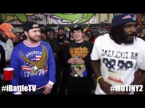 iBattleTV- JeFFrey vs Greedy Grimes