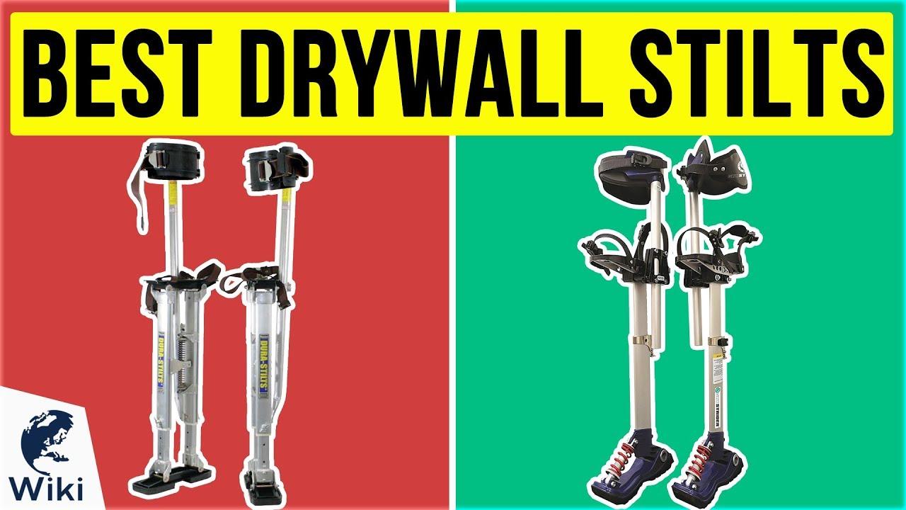 Circle Brand SkyStrider Drywall Stilts 24-40