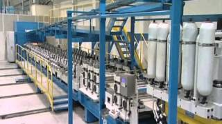 Cbm Machines - High Automation Plants For Metal Sheet Working