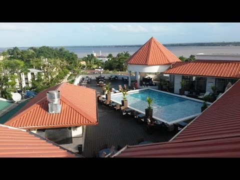 Top10 Recommended Hotels in Paramaribo, Suriname, South America
