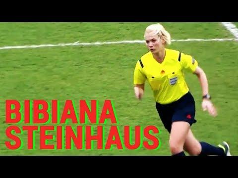 Top Woman F.I.F.A Referee - Bibiana Steinhaus
