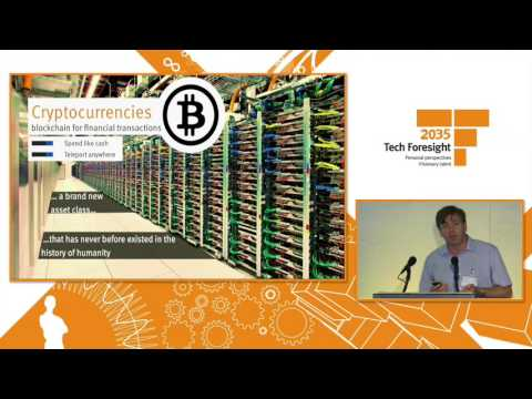 Tech Foresight 2035: Life in a Block Chain World