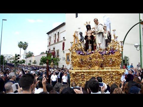 Salida Hermandad de San Benito - Semana Santa de Sevilla 2014