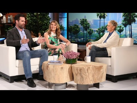 The 'Catastrophe' Cast Meets Ellen