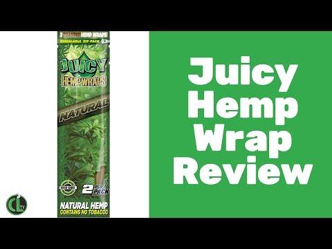 Juicy Hemp Wrap Tutorial and Review