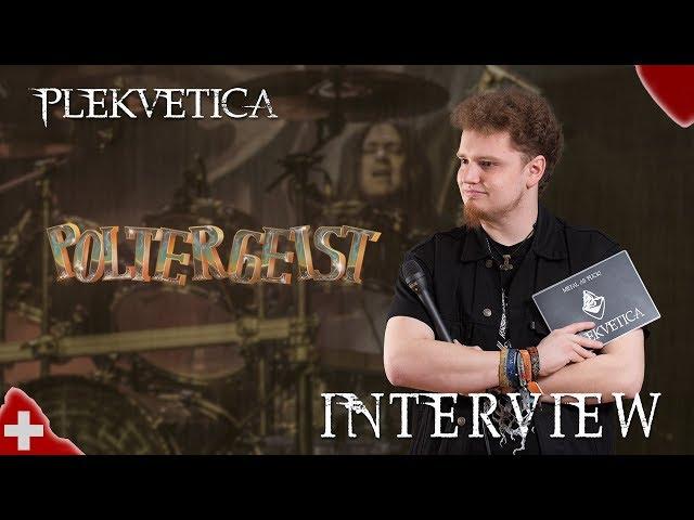 [ Interview ] Poltergeist ( 2018 ) | Thrash Metal