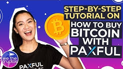 Step-by-Step Tutorial on How to Buy Bitcoin With Paxful