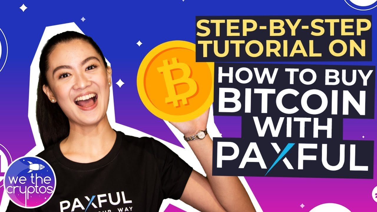buy bitcoin step by step