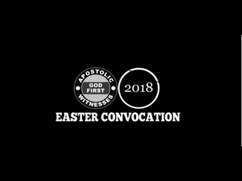 THE APOSTOLIC CHURCH LAGOS METRO AREAS EASTER YOUTH CONVOCATION 2018...... SUNDAY DEVOTIONAL SERVICE