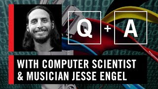 WS CONNECT Q & A with Jesse Engel