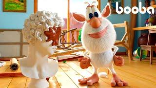 Booba The Artist 🎨 CGI animated shorts Super ToonsTV