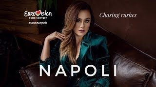 NAPOLI - Chasing rushes (Eurovision song contest 2018 Belarus)