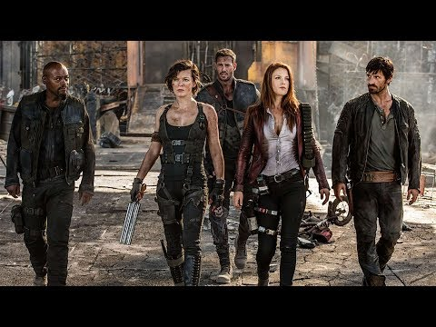 RESIDENT EVIL  THE FINAL CHAPTER   Official Trailer HD