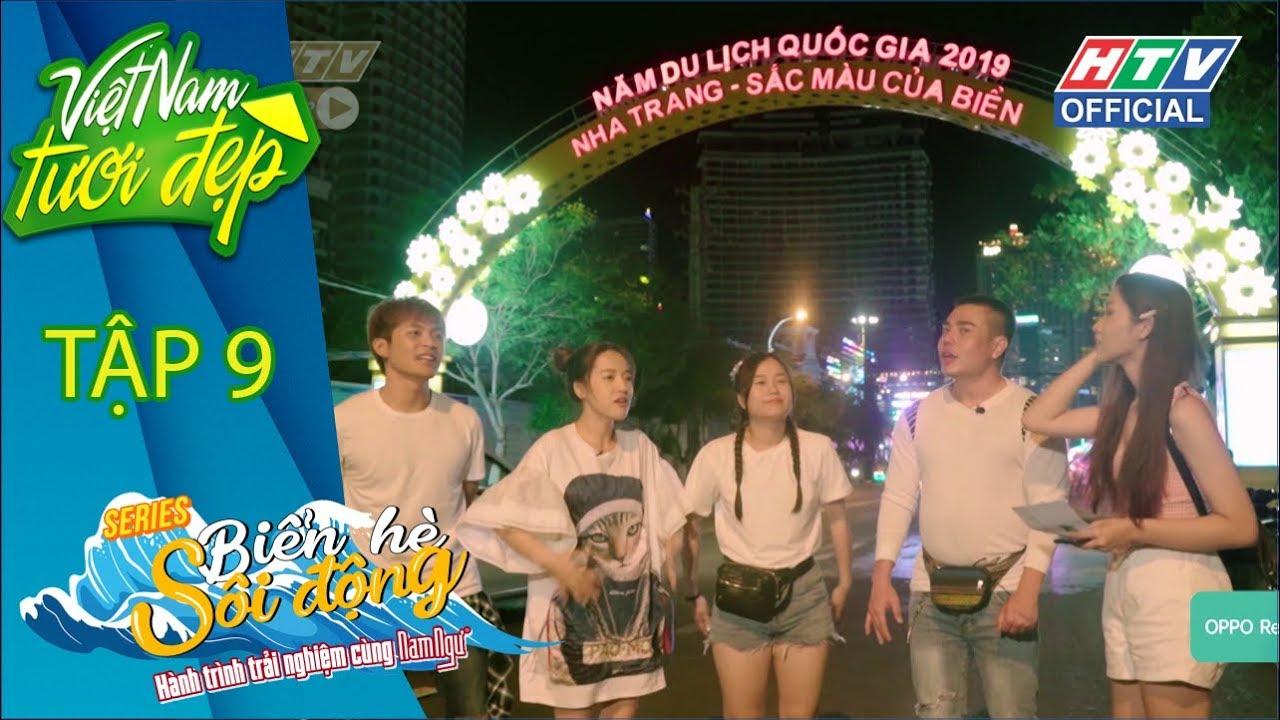 image VIỆT NAM TƯƠI ĐẸP | Vỹ Dạ - Puka vất vả nói tiếng Anh với người Hàn | VNTD #9 MÙA 3 FULL | 28/7/2019