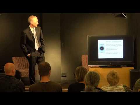 Dr. Alexander Unzicker über Kosmologie und Teilchenphysik