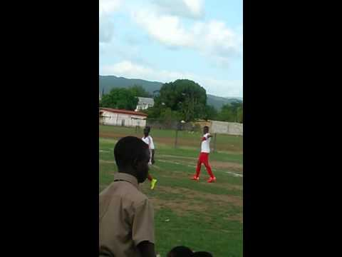 Clarendon college vs glenmuir  under 14