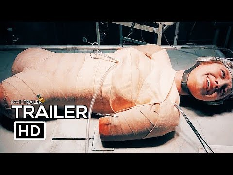 ANGEL OF DEATH Official Trailer (2018) Horror Movie HD