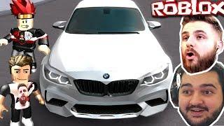 CONDUCEM UN BMW CU 999,999,999KM LA ORA IN ROBLOX