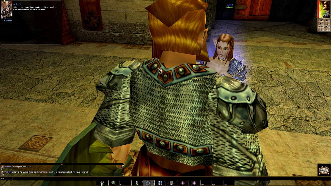 Neverwinter Nights: Enhanced Edition In 4k Gameplay
