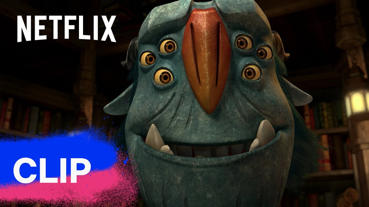 La leggenda del Cacciatore di Troll   Trollhunters   Netflix Futures