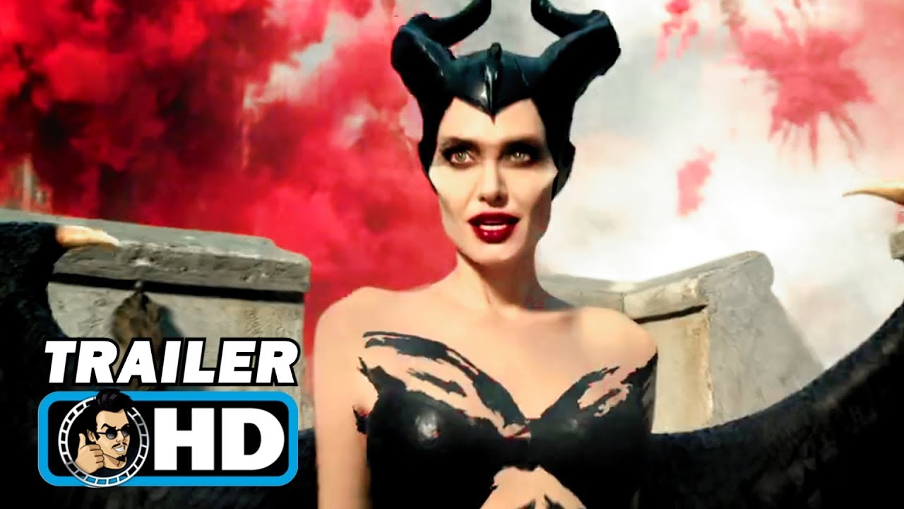 Angelina Jolie Faces Off Against Michelle Pfeiffer in 'Maleficent: Mistress of Evil' Trailer