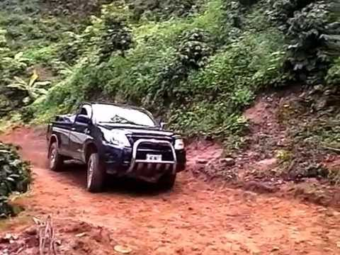 Toyota Hilux Merendon Honduras