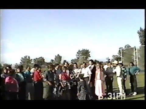 Worland High School Class of 73 20 Yr Reunion Full Raw