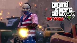 GTA 5 ONLINE - THE PURGE EP. 1 [HQ]