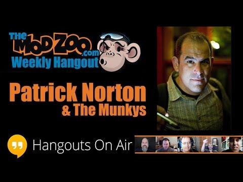 Weekly Hangout Episode 20: Patrick Norton & The Munkys