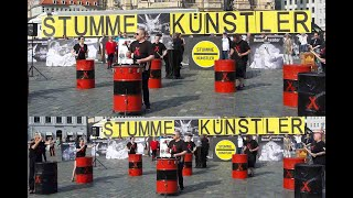 STUMME KÜNSTLER - Dresden die fünfte 001